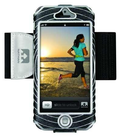 picture Sonic Boom I-phone 5 Houder Zwart/Zilver