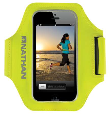 picture Super Sonic Iphone 5 Houder Hi-Viz Geel