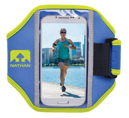 picture Super 5K iPhone 5/Samsung GS3 Houder Blauw