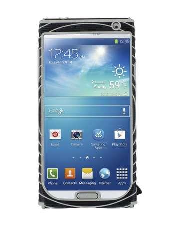 picture Sonic Grip Samsung Galaxy S4 Houder Zwart/Zilver