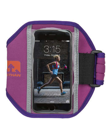 picture Super 5K Sportarmband iPhone5/Samsung Roze