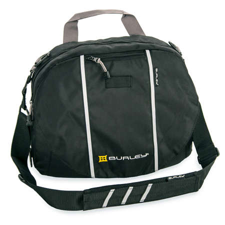 picture Travoy Upper Transit Bag Black