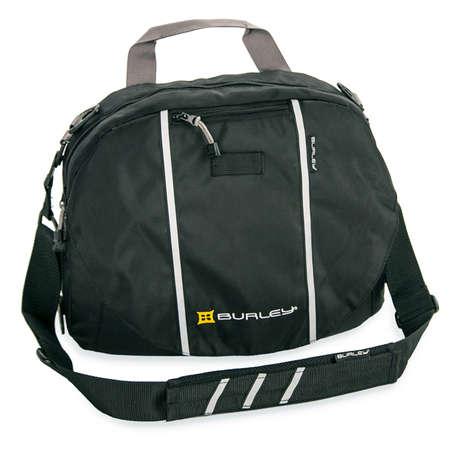 picture Travoy Upper Transit Bag Black