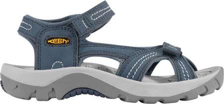 Keen jura midnight navy/neutral grey kinder sandaal
