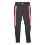 Omni LX Tight Zwart/Vizipro Oranje Dames