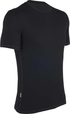 picture Bodyfit 150 Ultralite Anatomica Crewe Ondershirt Korte Mouwen Zwart He