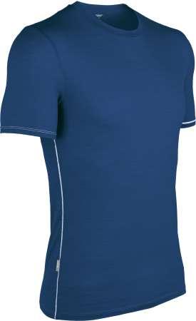 picture Bodyfit 150 Ultralite Anatomica Crewe Ondershirt Korte Mouwen Donkerbl