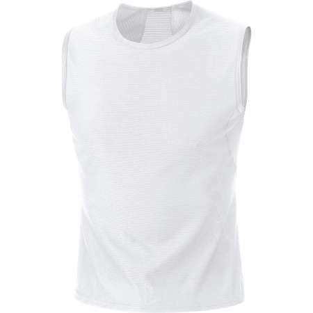 picture Baselayer Singlet White