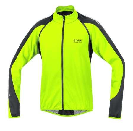 picture Bike Wear Phantom 2.0 SO Fietsjack Neon Yellow/Zwart Heren