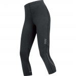 Running Wear Essential Tight 3/4 Hardloopbroek Zwart Dames