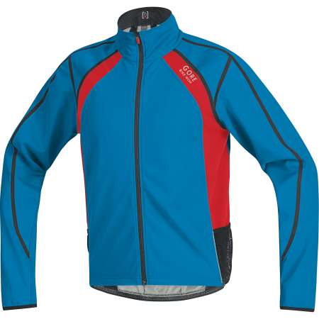 picture Bike Wear Oxygen SO Fietsjack Blauw/Rood Heren