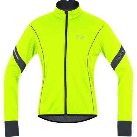 picture Bike Wear Power 2.0 SO Fietsjack Geel/Zwart Heren