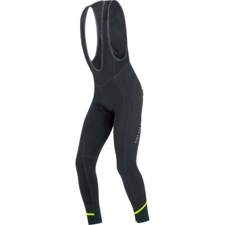 picture Bike Wear Power 2.0 Thermo Fietsbroek+ Lang met Zeem Zwart Heren