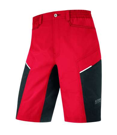 picture Bike Wear Countdown 2.0 Fietsbroek Kort Rood/Zwart Heren