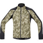 GORE BIKE WEAR Phantom Print 2.0 WS SO Fietsjack Camouflage Heren