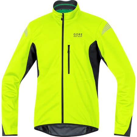 picture Bike Wear Element WS SO Fietsjack Neon Geel/Zwart Heren