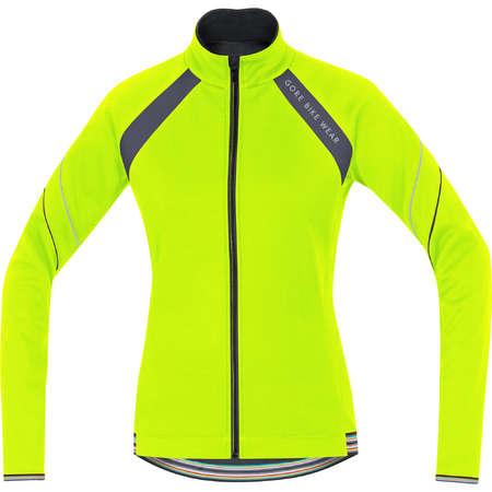 picture Bike Wear Power 2.0 WS SO Fietsjack Neon Geel/Zwart Dames