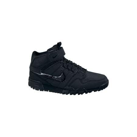 Nike mogan mid 2 oms zwart heren wandelschoen
