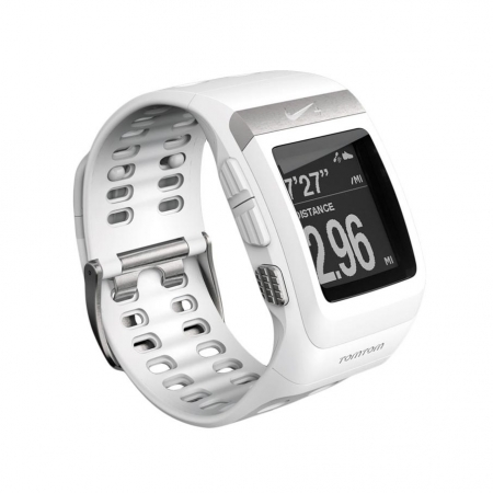 picture Plus Sportwatch GPS Wit (Powered by TomTom)