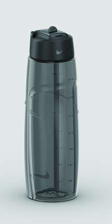 picture T1 Flow Water Bottle Zwart