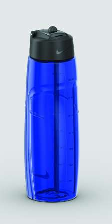 picture T1 Flow Water Bottle Blauw