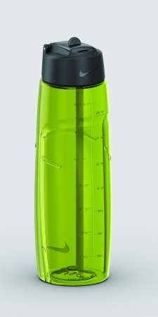 picture T1 Flow Water Bottle Groen