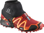 Salomon Trail Gaiters Laag Zwart