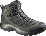 Salomon Authentic LTR CE WP Wandelschoenen Grijs Heren