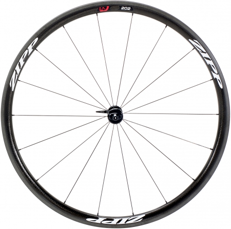 picture 202 Firecrest Carbon Clincher Voorwiel Wit