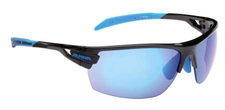 picture Tri-Scray Zonnebril Zwart/Blauw
