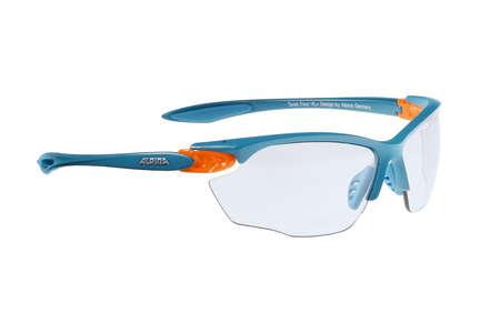 picture Twist Four VL+ Zonnebril Blauw/Oranje