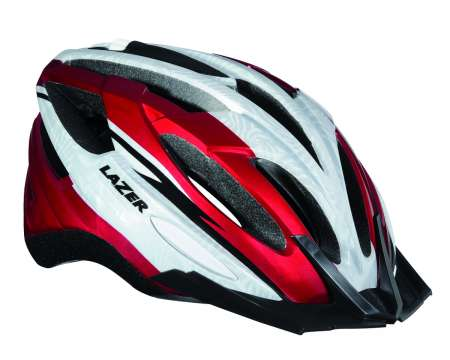 picture Vandal CE MTB Helm Rood/Wit