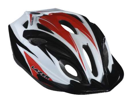 picture Tempo Sport Insectmesh CE MTB Helm Rood/Wit