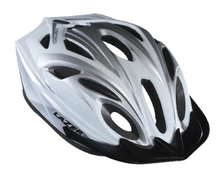 picture Tempo Sport Insectmesh CE MTB Helm Wit/Zilver