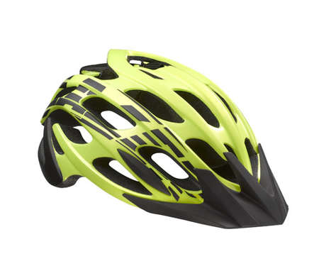 picture Magma CE MTB Helm Neon Geel
