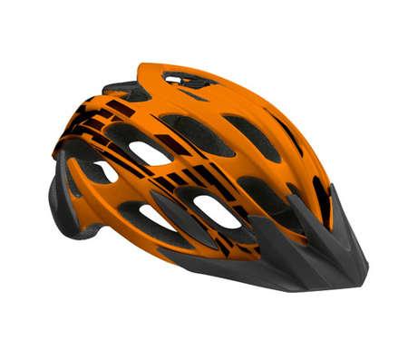 picture Magma CE MTB Helm Neon Oranje/Zwart