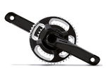 FSA Powerbox Road Carbon ABS Crankset 52/36 Zwart