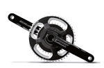FSA Powerbox Road Alloy ABS Crankset 50/34 Zwart