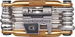 Crankbrothers M Minitool 17delig Goud