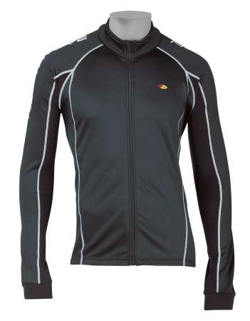 picture Force Jacket Zwart Heren