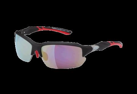 picture Volata Sportbril Zwart/Rood