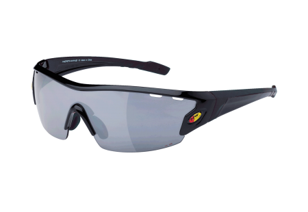picture Tour Sportbril Zwart