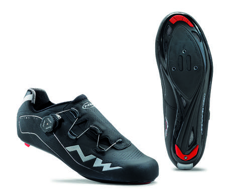 Northwave Flash TH Raceschoenen Zwart Heren