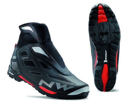 Northwave X Cross GTX Mountainbikeschoenen Zwart Heren