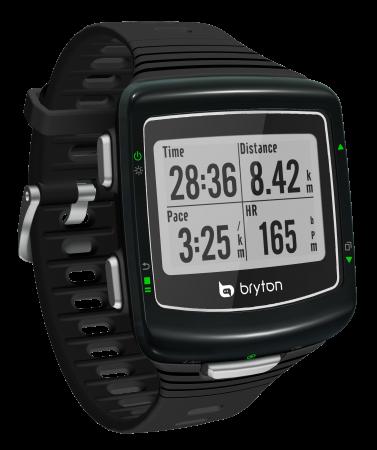 Bryton Cardio 60R GPS Sporthorloge Met Hartslag, Snelheid en Cadans