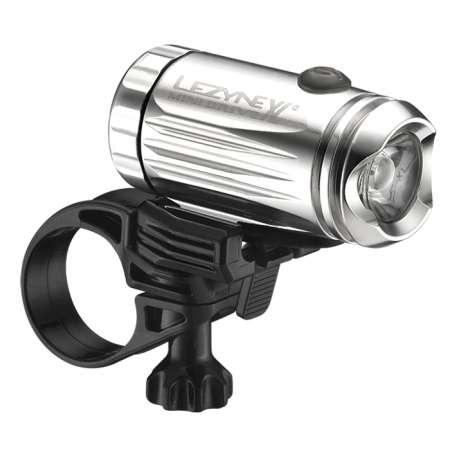 picture LED Mini Drive XL 250 Lumen Koplamp Zilver Inclusief Accu