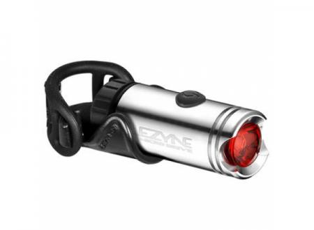 picture LED Micro Drive 70 Lumen Achterlicht Zilver
