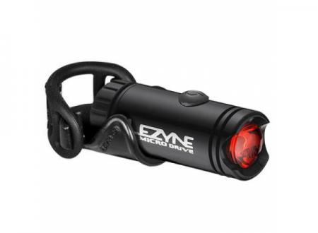picture LED Micro Drive 70 Lumen Achterlicht Zwart