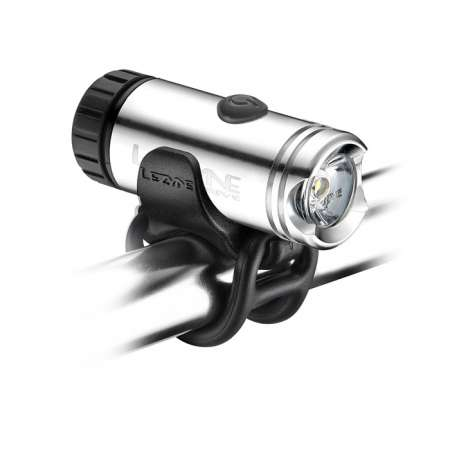 picture LED Micro Drive 200 Lumen Koplamp Zilver