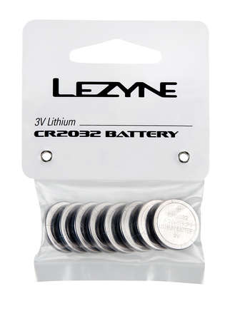 picture CR2032 Batterijen 8 stuks